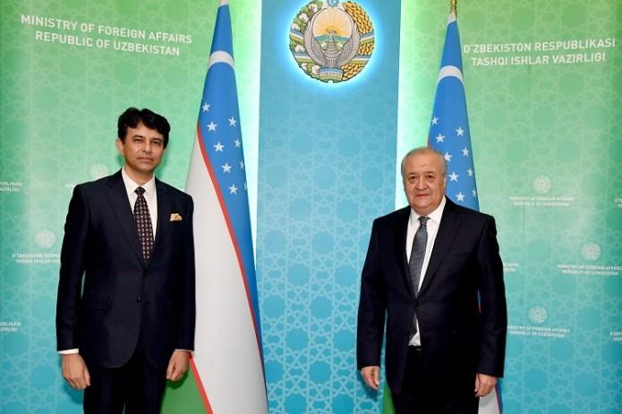 Индия назначила нового посла в Узбекистане