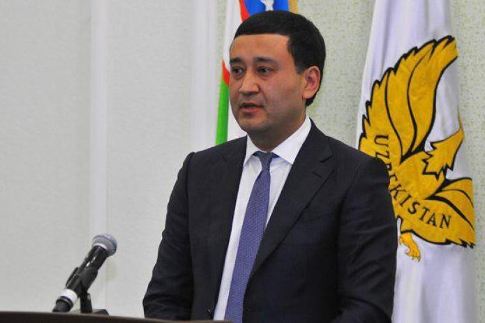 Умид Ахмаджонов избран главой Национального олимпийского комитета