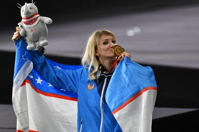 Светлана Радзивил стала обладательницей лицензии Олимпийских игр-2020 в Токио