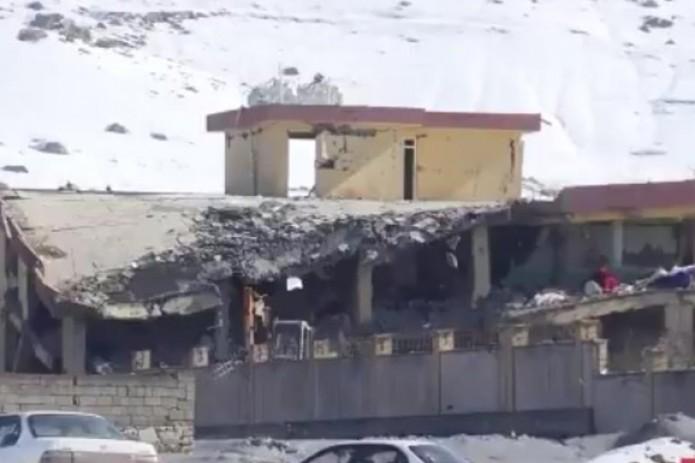 126 человек стали жертвами атаки талибов на военную базу в Афганистане
