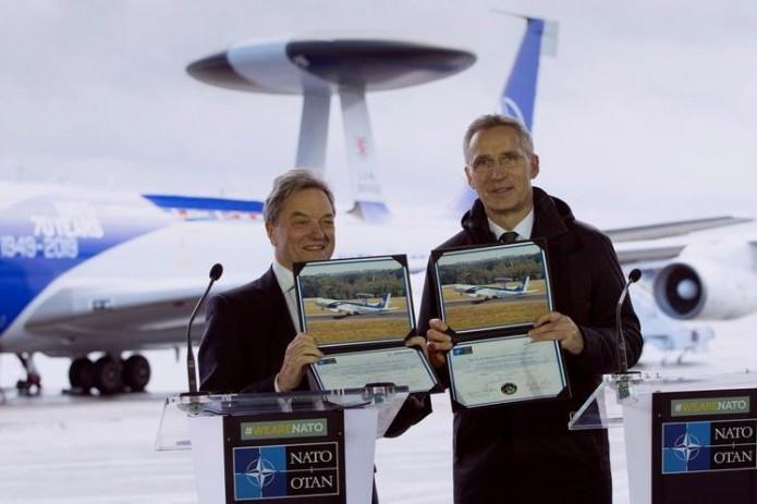 НАТО подписало контракт с Boeing на $1 млрд.