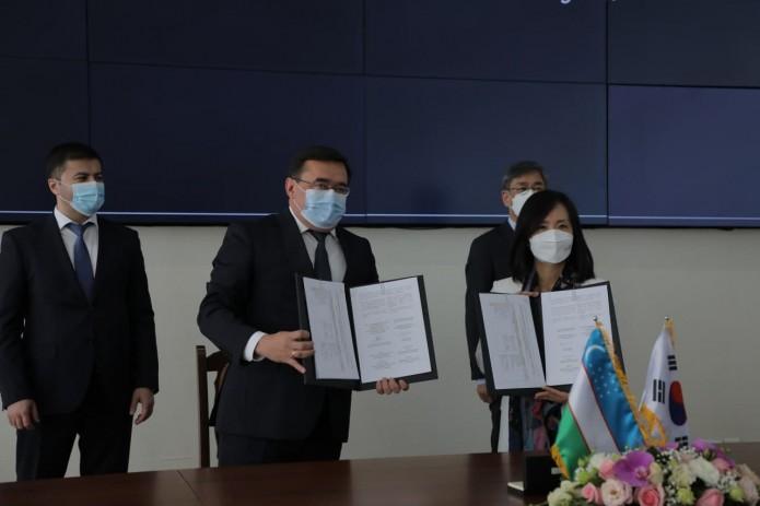 Республика Корея выделила Узбекистану $5 млн. на борьбу с коронавирусом