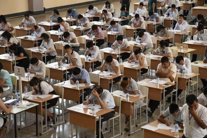 Государственный центр тестирования напомнил «абитуриентам-второгодникам» об оплате за участие в тестовых экзаменах в вузы