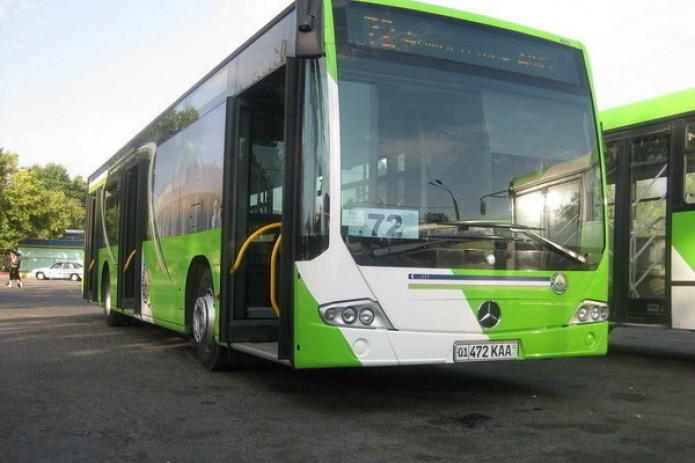 С 15 августа плата за проезд на общественном транспорте составит 1400 сумов