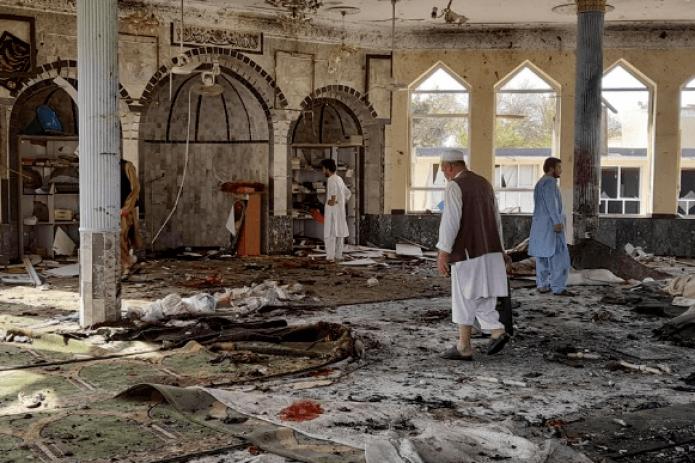 Узбекистан осудил теракт в Афганской мечети