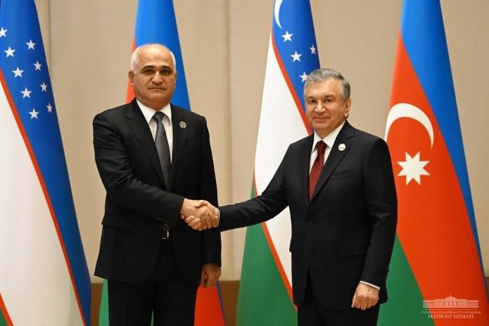 Узбекистан и Азербайджан договорились об организации первого Межрегионального форума