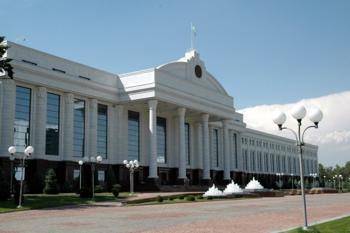 17-е пленарное заседание Сената Олий Мажлиса состоится 13 декабря