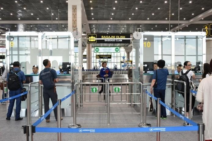 В Узбекистане упростят допуск в здания аэропортов и вокзалов