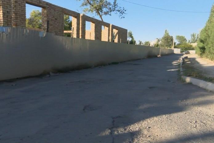 Когда починят дорогу в махалле Ахилабад? (Видео)