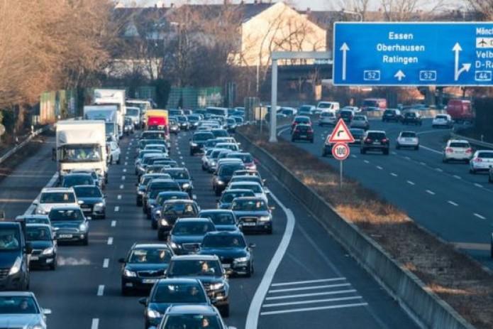 ВГермании мэрии могут воспрещать заезд дизельных авто
