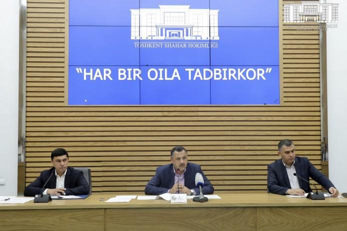 В Ташкенте с начала года было выделено 238,3 млрд. сумов льготных кредитов