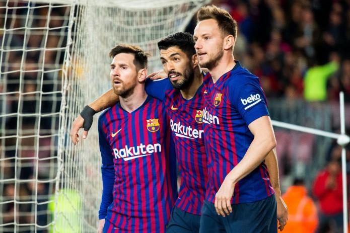 Барселона райо вальекано 28 тур