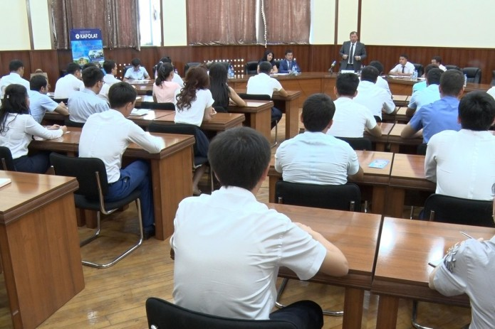 "JSC ""Insurance company Kafolat"" establishes Council of Youth Union"