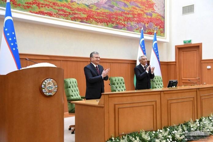Шавкат Мирзиёев: Быть сенатором не только большая честь, но и огромная ответственность