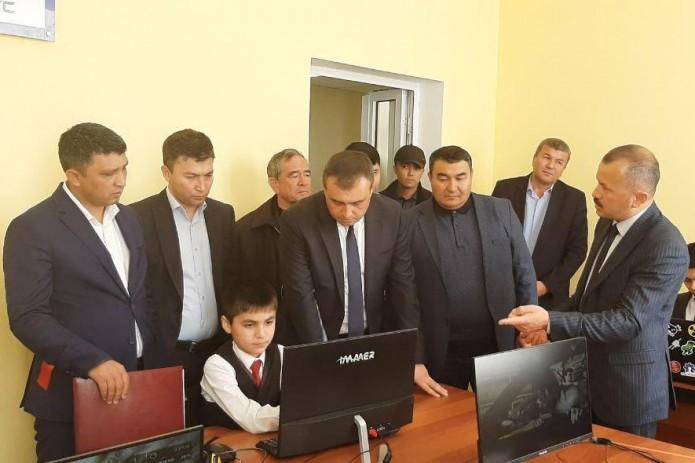В Самаркандской области открылся Центр цифровых технологий