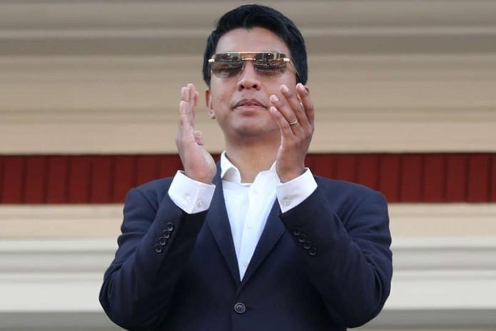 На президента Мадагаскара совершено покушение, его удалось предотвратить