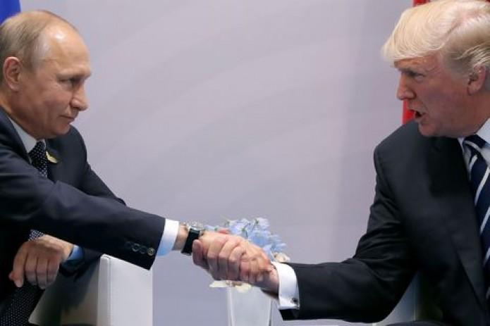 Путин поблагодарил Трампа заданные ЦРУ, которые помогли предотвратить теракт вПетербурге