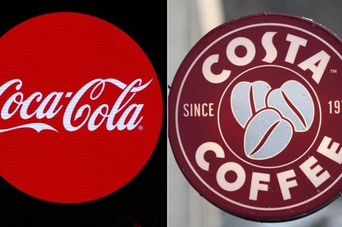 Coca-Cola купит сеть кофеен Costa Coffee за5,1 млрд долларов