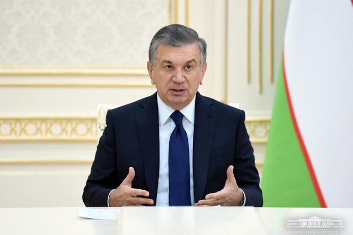 Шавкат Мирзиёев: К 2020 году перейдем к полной переработке хлопкового волокна