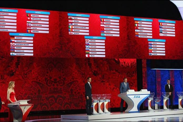 UZREPORT TV приобрел права на трансляцию церемонии жеребьевки ЧМ-2018