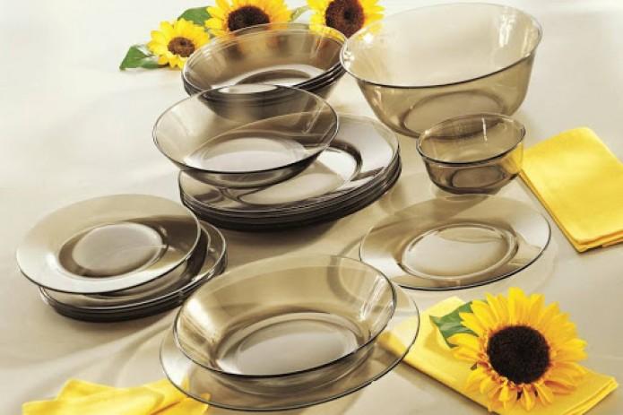 С начала года Узбекистан экспортировал стеклянную посуду и изделия на $17,6 млн