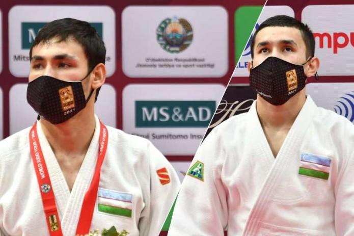 Дзюдоисты из Узбекистана завоевали две медали в Грузии