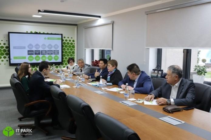 Малазийская IT-компания намерена стать резидентом IT-Park и развивать э-коммерцию в Узбекистане