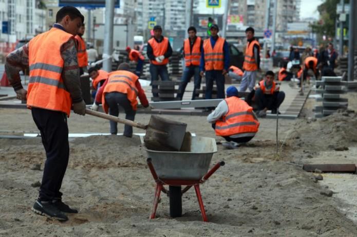 Москва ощутила нехватку мигрантов-строителей