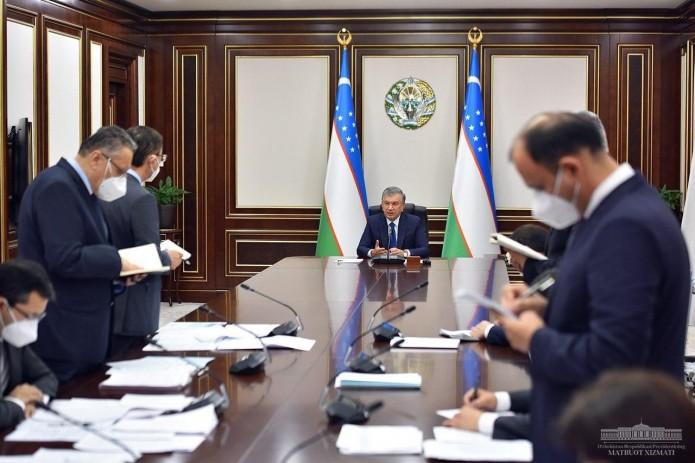 Президент обсудил стратегию и процесс трансформации банков