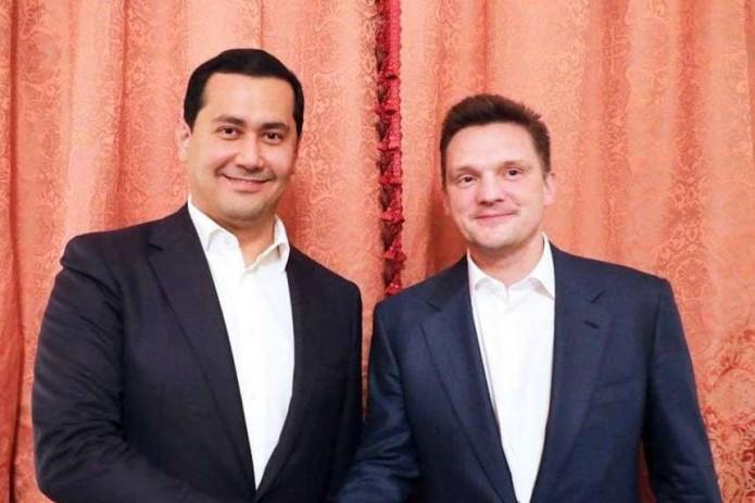 ЕАБР рассмотрит возможность открытия представительства в Узбекистане