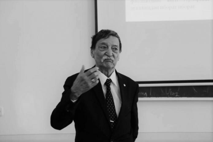Ушел из жизни академик Узбекистана Тельман Раджабов