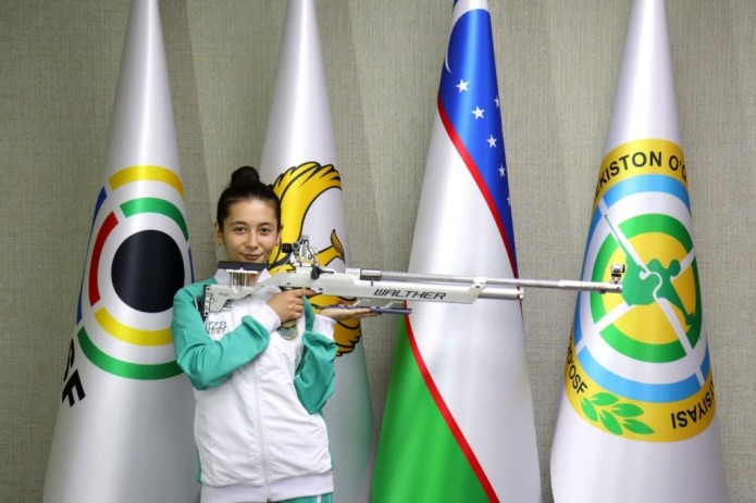 Мухтасар Тохирова завоевала лицензию на Олимпиаду по стрелковому спорту