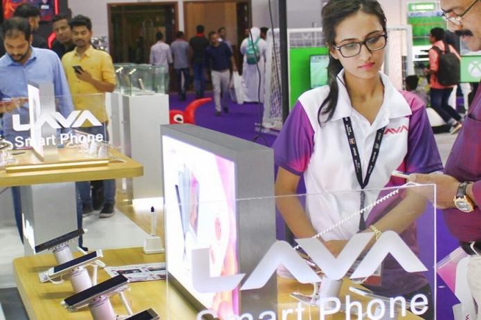 Индийская «LAVA» запустит в Узбекистане производство смартфонов
