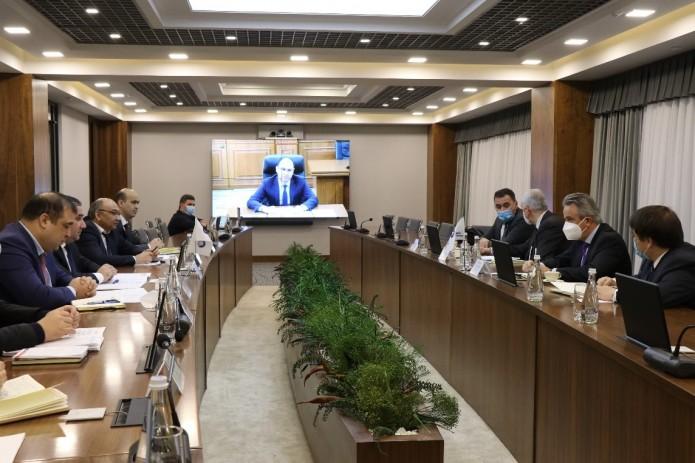 """Узпромстройбанк обсудил с ЕБРР вопросы внедрения """"зеленых"""" инструментов финансирования"""