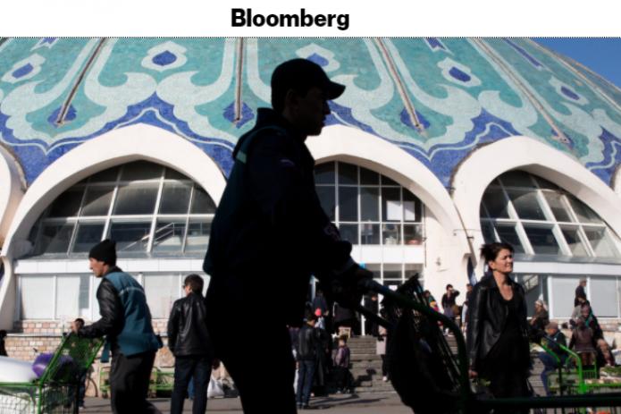 Bloomberg: Узбекистан, возможно, станет одной из немногих стран, продемонстрировавших экономический рост в 2020 году