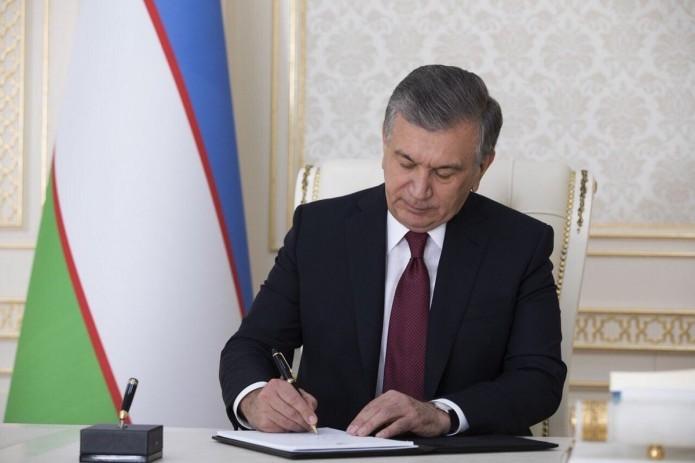 Президент Шавкат Мирзиёев помиловал 58 заключённых