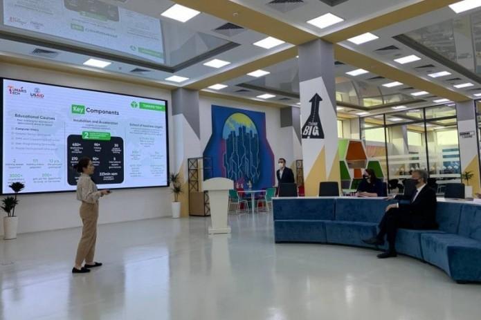 В столице 17 апреля пройдет выставка стартапов Tumaris.Tech Expo