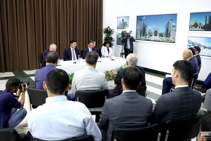 Masdar выиграла тендер на строительство фотоэлектростанции в Навои