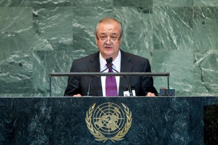 Делегация Узбекистана примет участие в 74-й сессии Генеральной Ассамблеи ООН