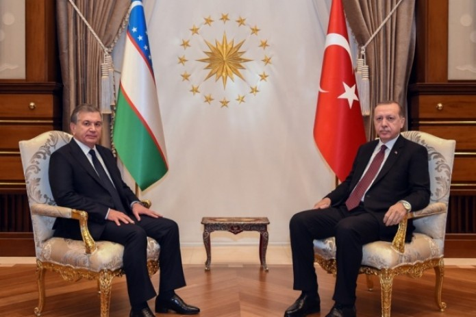 More than 20 documents signed following Uzbek-Turkish negotiations