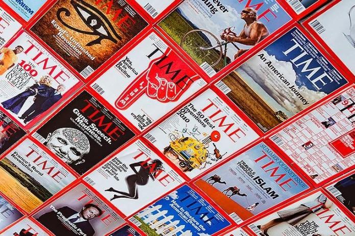 Журнал Time впервые опубликовал рейтинг 100 самых влиятельных компаний