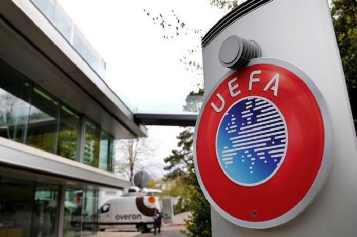Отложены все матчи турниров УЕФА на следующей неделе