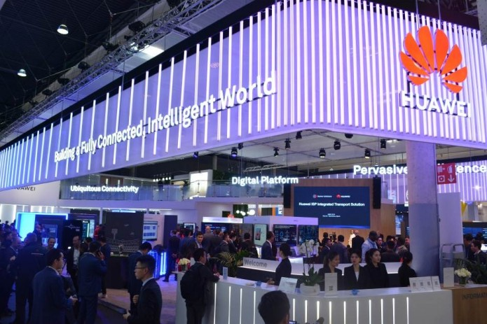 Huawei Enterprise представила цифровую платформу на MWC 2019
