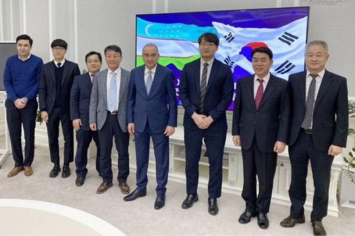 Группа южнокорейских компаний примет участие в строительстве Yunusabad Business City
