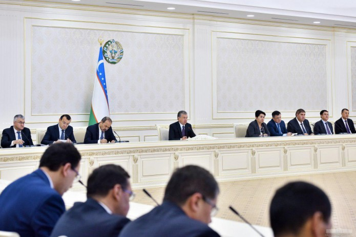 Президент обсудил вопросы расширения и углубления локализации производства