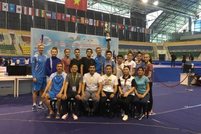 Узбекистан завоевал 3-е место на чемпионате Азии по таэквондо WTF