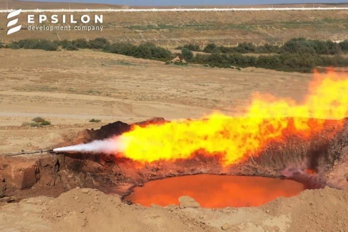 EPSILON (EDC): Суточный дебит новой поисковой скважины Мирбарака-2 составил 300 тыс.куб.м газа