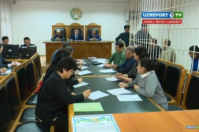 Суд приговорил Ахмада Турсунбаева к 13 годам заключения