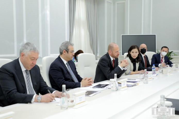 Siemens будет участвовать в модернизации тепловых электростанций в Ташкенте