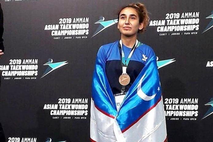 Впервые пара-таэквондисты Узбекистана завоевали лицензию на Паралимпиаду